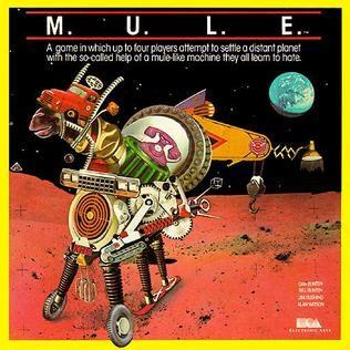 Retro Video Game Reviews: M.U.L.E. (NES)