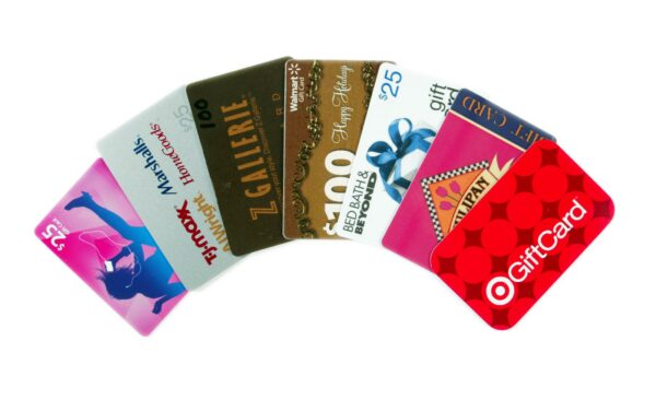 Unused Gift Cards – Strategies, Suggestions