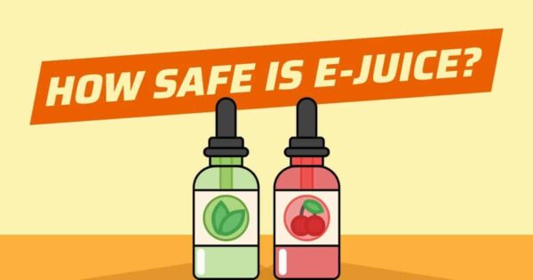 Is Ejuice Safe For Consumption?