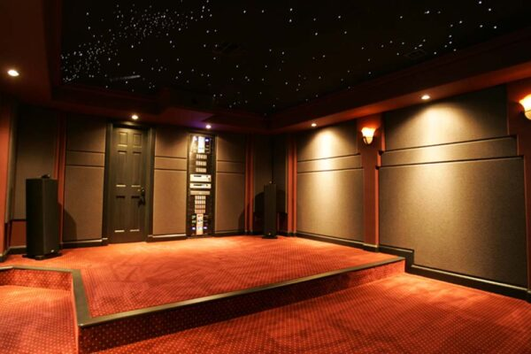 What to Know About Home Theater Blueprints