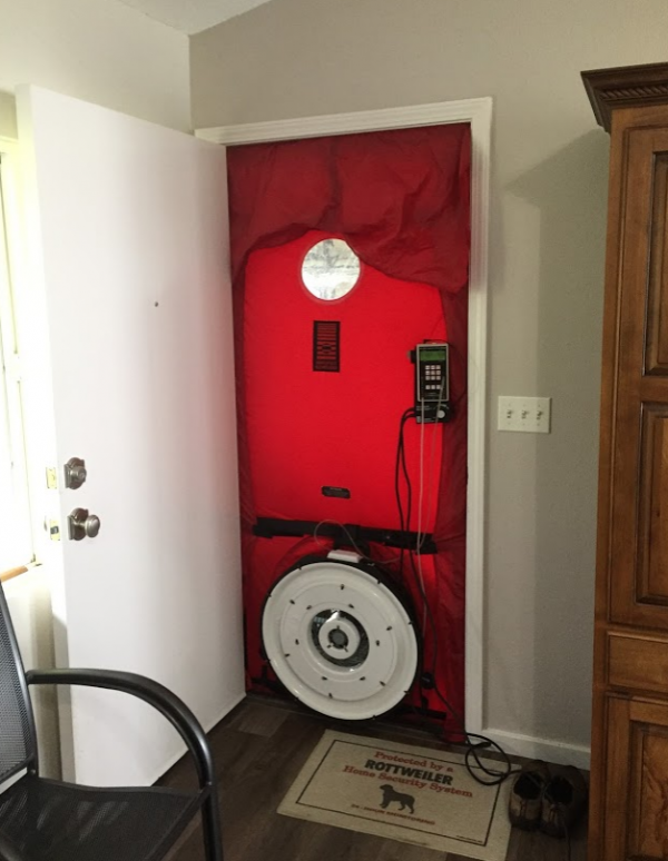 What Services to Expect from Blower Door Test Companies