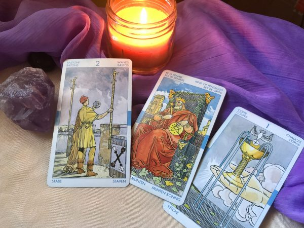 Complete Steps as How To Do The Tarot Card Reading
